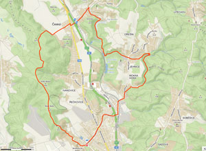 Trasa 16 km
