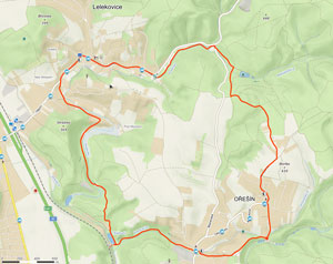 Trasa 8 km